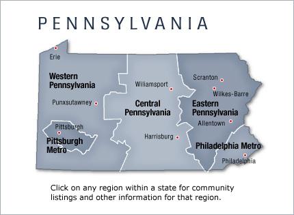 55 plus communities in pennsylvania
