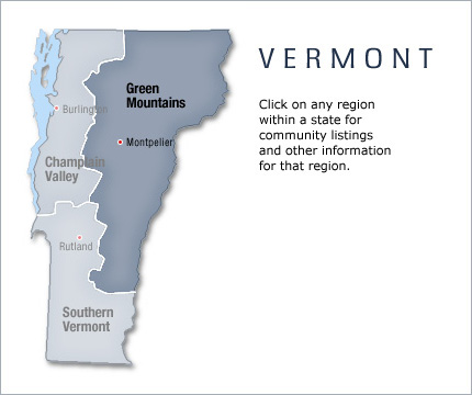 Green Mountains - Vermont, RV Communities and RV Homes | Area Info