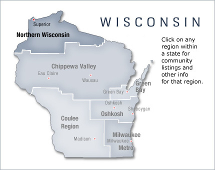 Northern wisconsin 55 plus active adult communities and for Northern wisconsin home builders