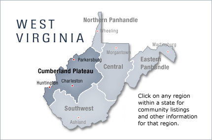 Cumberland Plateau - West Virginia, Manufactured and Mobile Homes ...