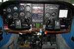 N2696C Instrument panel