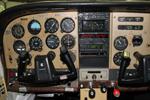 N4449R Instrument panel