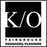 KO Fairground Planners and Designers logo