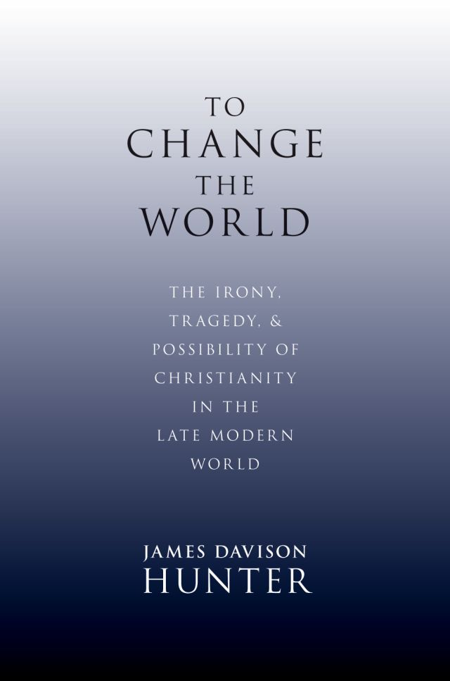 to change the world the irony tragedy and possibility of  share