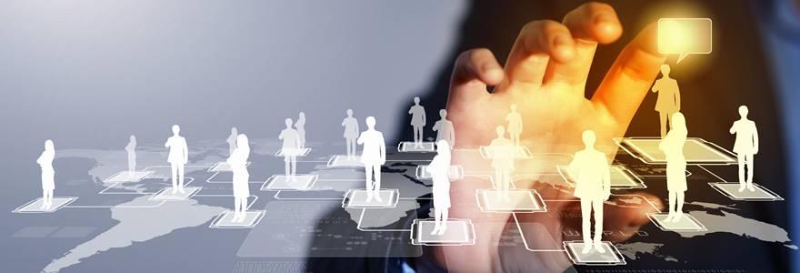 Redes sociais e as relações de trabalho
