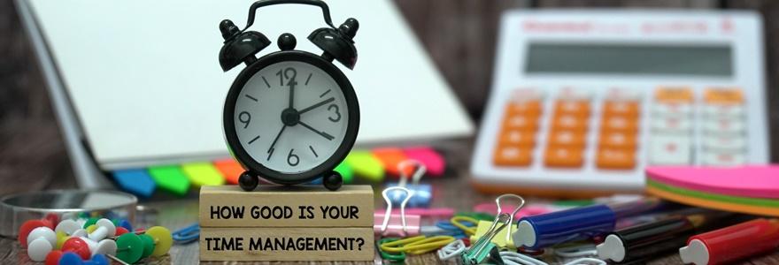 A Importância da boa gestão do tempo no trabalho