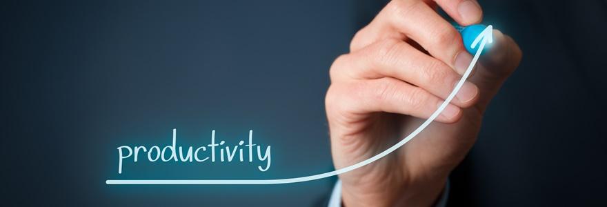 Fatores que definem o aumento da produtividade nas empresas
