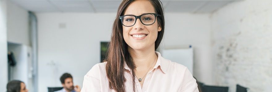 Mulher empresária