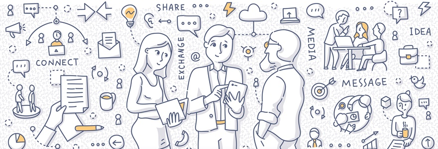 Sinais de falha de comunicação no ambiente de trabalho