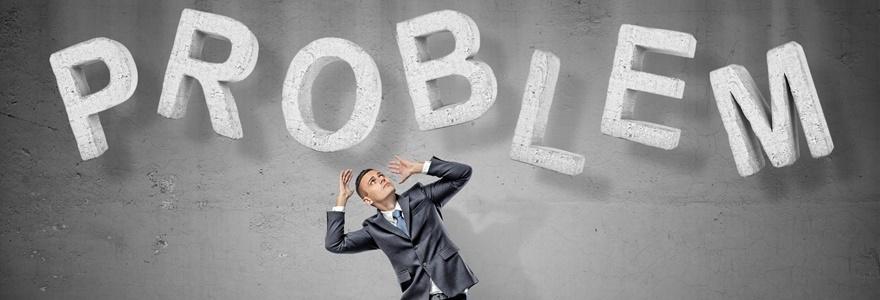 Quais são os principais problemas organizacionais?