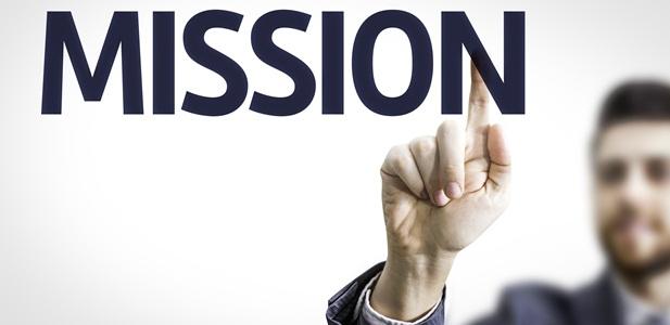 A missão de uma empresa de sucesso