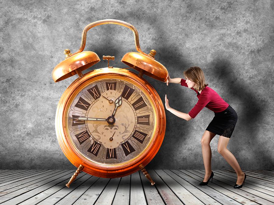 Administrando o tempo no trabalho para uma melhor qualidade de vida