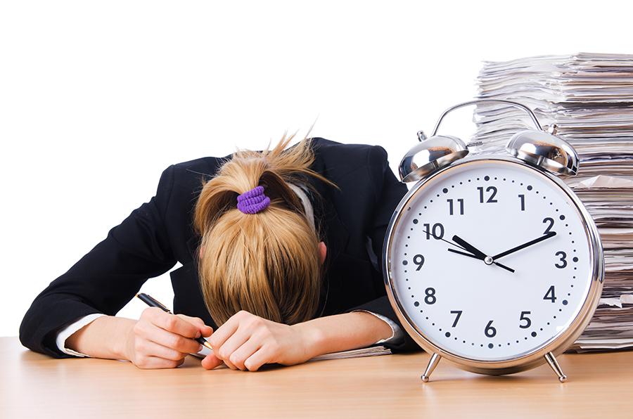 O mau gerenciamento do tempo pode acabar com a sua carreira