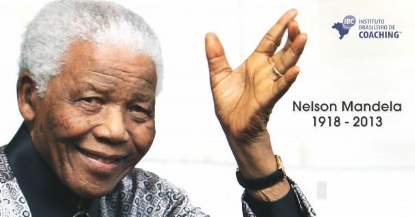 Nelson Mandela – Líder pelo Exemplo.