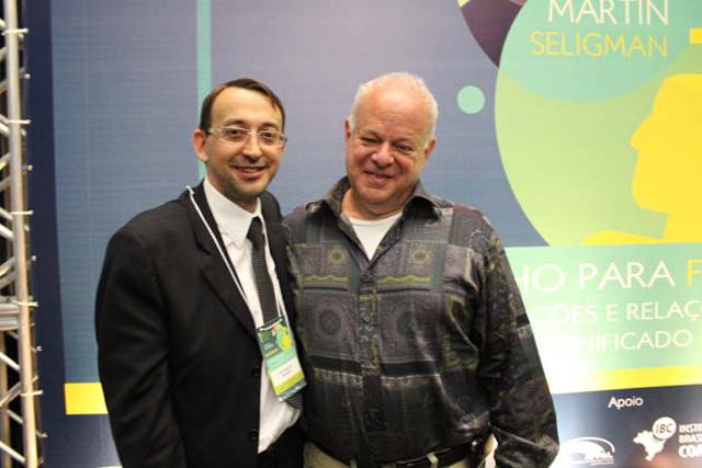Presidente do IBC, José Roberto Marques, ministra Palestra Durante 1ª Conferência Brasileira de Psicologia Positiva