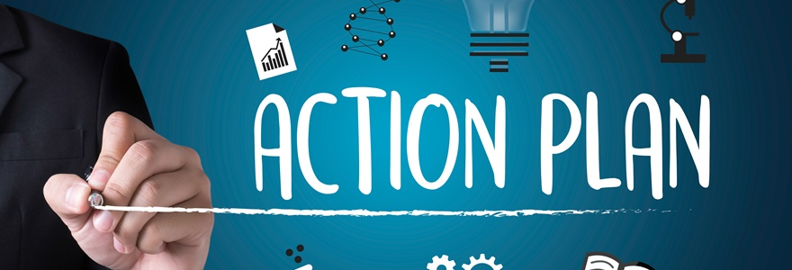 A importância de definir um plano de ação