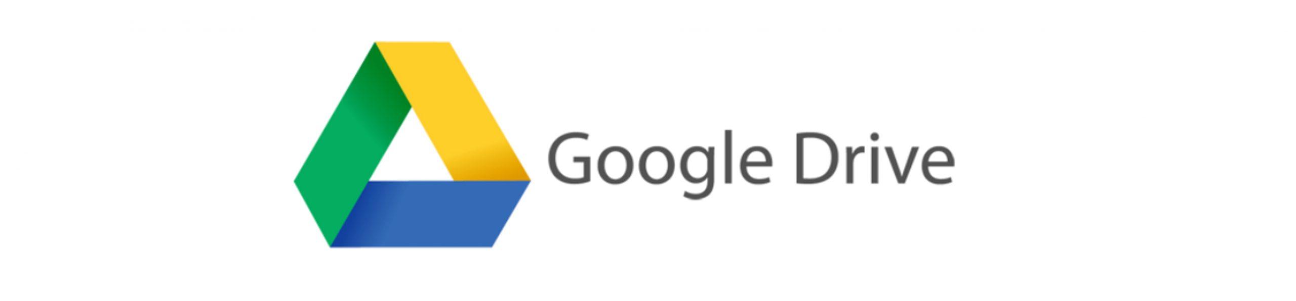 Ferramentas de gestão empresarial: Google Drive