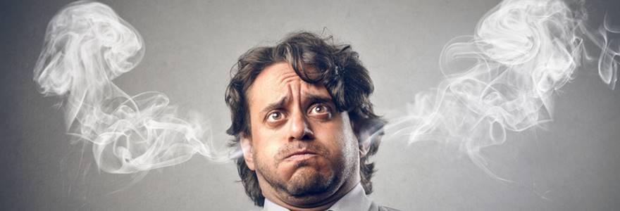 Os sintomas mais comuns do estresse emocional
