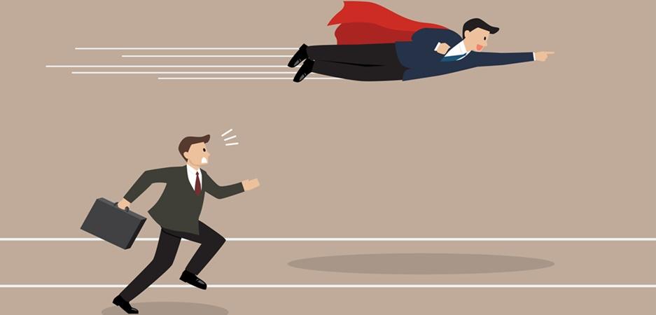 Como administrar a rivalidade entre o seu negócio e as empresas concorrentes