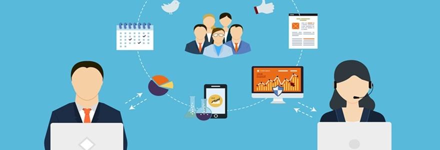 Fluxo de Comunicação Empresarial