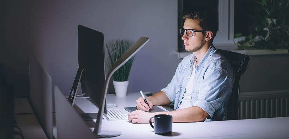 A importância do foco no trabalho