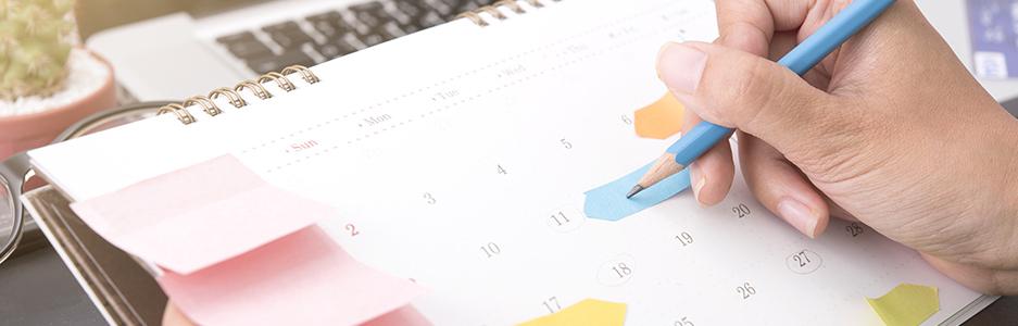 4 Dicas essenciais de como organizar um cronograma de estudos