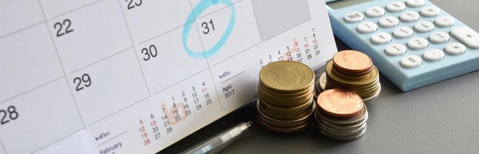 organize-se para pagar suas dívidas