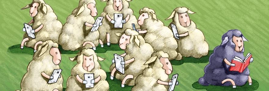 Analisando conceito de ovelha negra da família