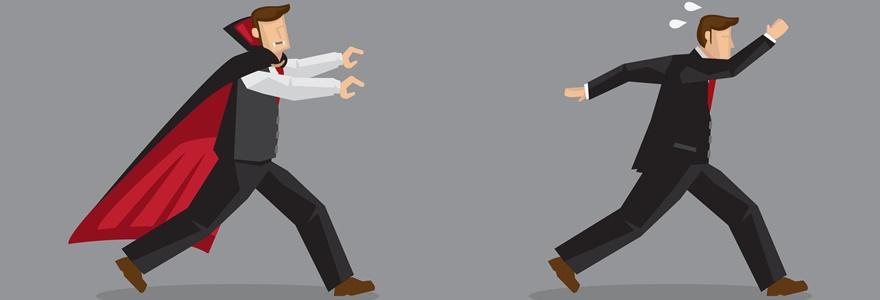 Como lidar com vampiros emocionais no ambiente de trabalho