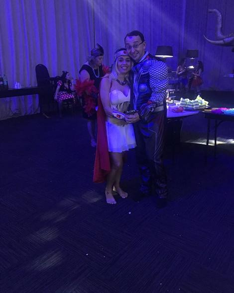 Mariana e José Roberto Marques