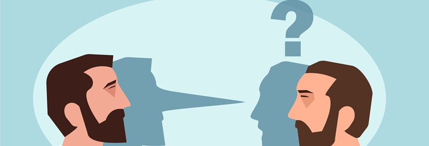 Tipos de mentiras: brancas, compulsivas e patológicas. Conheça cada uma delas