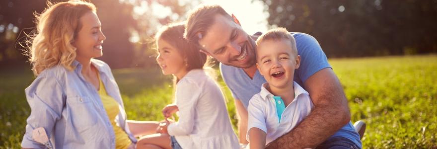 A arte de conviver em família