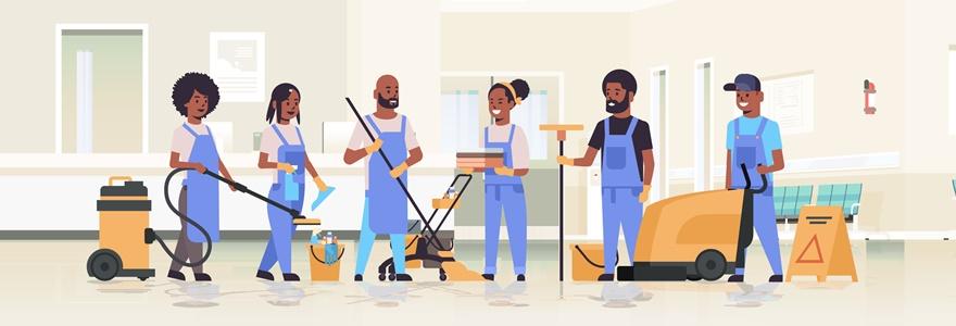 A higiene e seu impacto no ambiente de trabalho