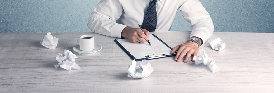 Principais erros de execução das empresas