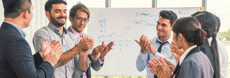 Quais são as 4 fases da estratégia em vendas?