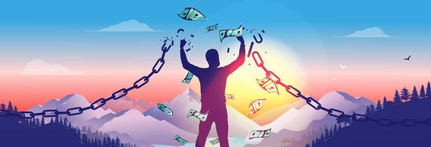 Quais os passos para atingir a liberdade financeira?