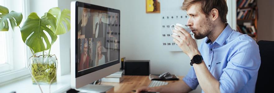 Fadiga de Zoom: entenda o cansaço após reuniões virtuais