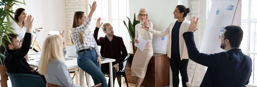 Quais os passos para desenvolver um senso de liderança nos colaboradores?