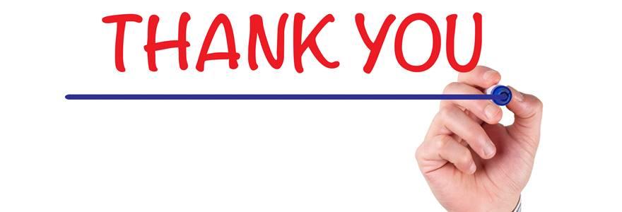 30 frases de Agradecimento para os Clientes