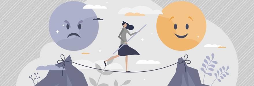 Quais as vantagens do equilíbrio emocional no trabalho e na vida pessoal?