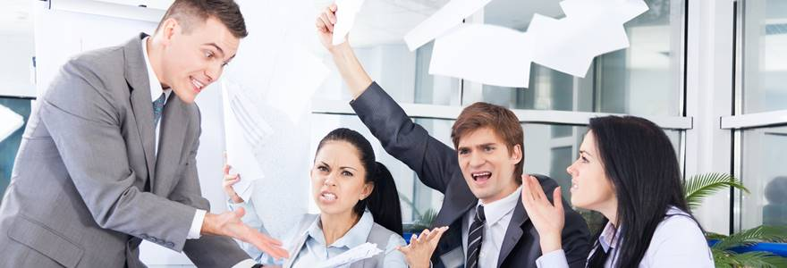 7 Dicas para diminuir os Conflitos no Trabalho em Equipe