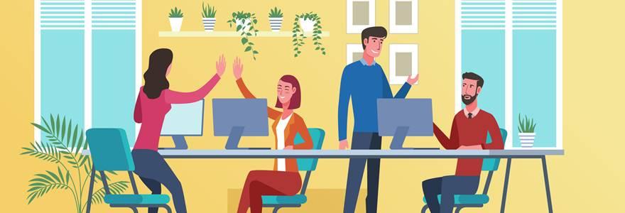 10 Dicas para você aprender a se relacionar melhor com os colegas de trabalho