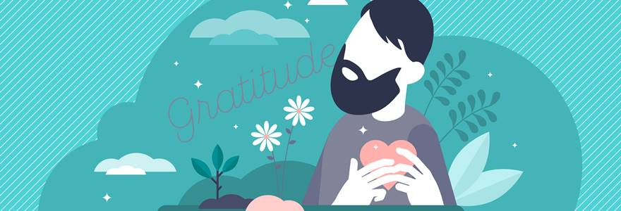 Quais os principais benefícios da Gratidão?