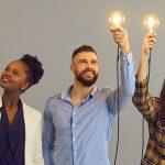Quais os passos para construir uma equipe criativa?