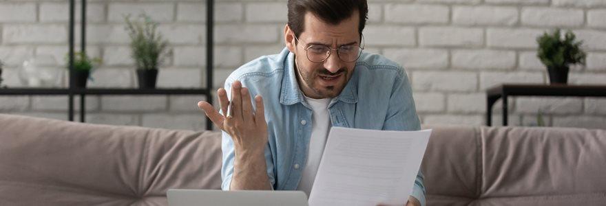 Principais motivos para empreendedores terem crédito negado