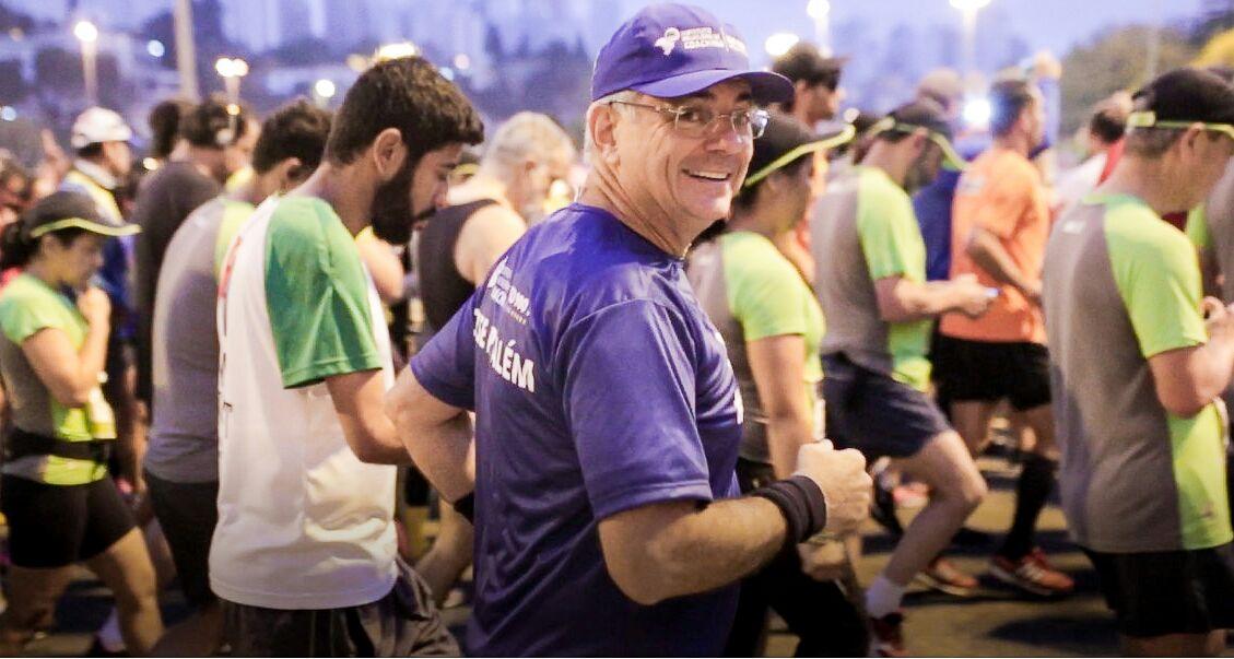 Trainer do IBC perde 40 Kg com o Coaching e vira maratonista