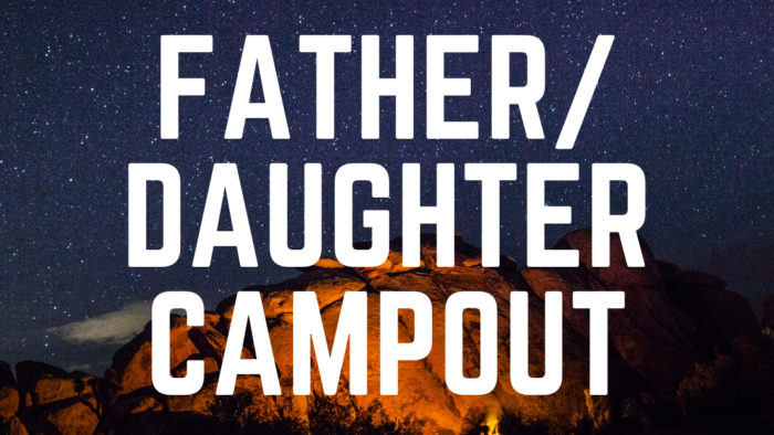Father Daughter Campout Teaser 1