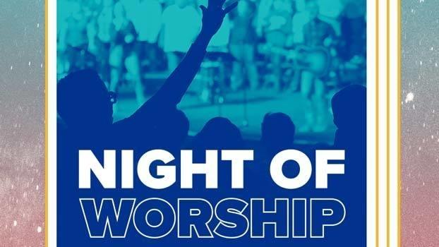 Night Of Worship 622x829