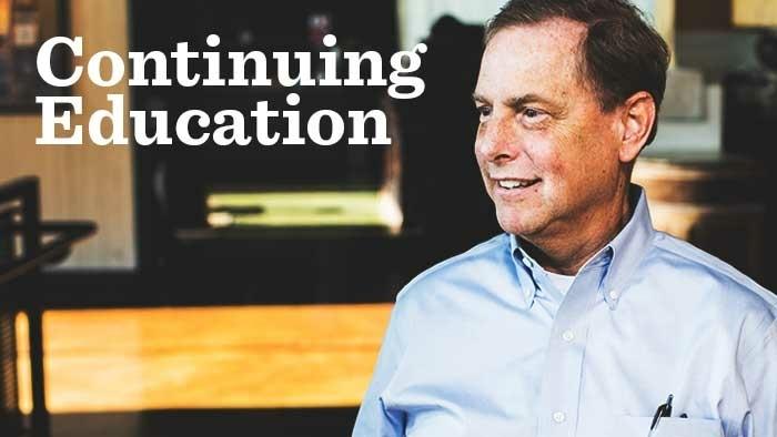 Continuting Education 700X394