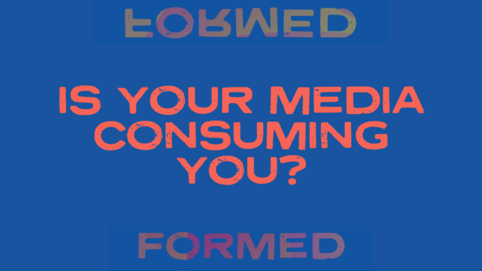 Is your media consuming you